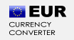 EUR currency converter.